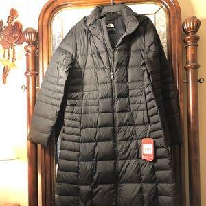 Northface triple C II TNF Black Long Coat